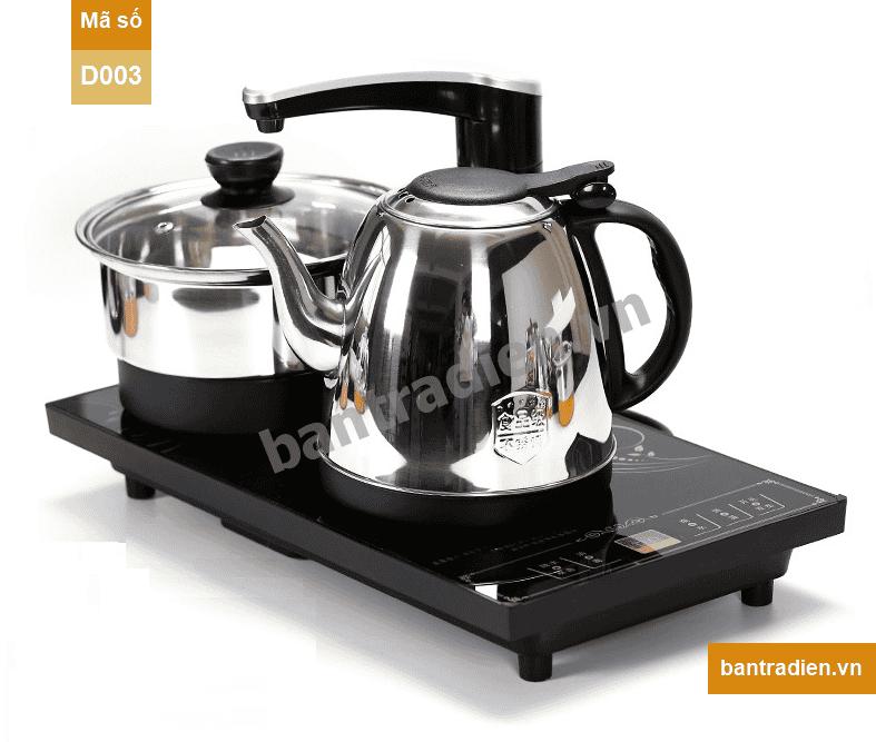 Bộ bếp đun trà đạo tự động điện tử